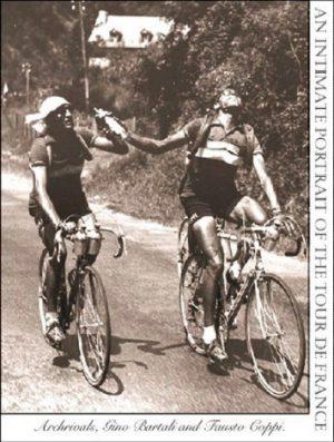 Laminage Bartali Coppi Poster