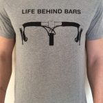 Wielren T-shirt ''Life Behind Bars''
