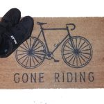 Gone Riding Deurmat