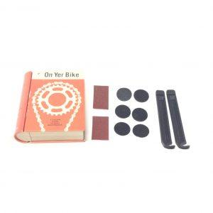 On Yer Bike Boek Bandplaksetje