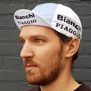 2018 Bianchi Piaggio Retro Koerspetje Omhoog
