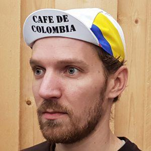 2018 Cafe de Colombia Retro Koerspetje Omhoog