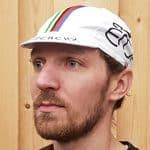 2018 Eddy Merckx Retro Koerspetje Omlaag