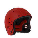 2018 Egg Red Helm