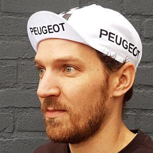 2018 Peugeot Retro Koerspetje Omhoog