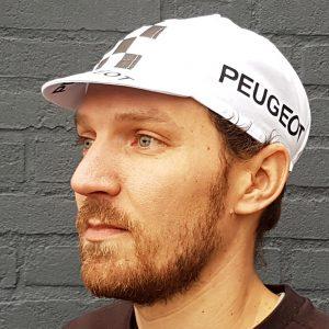 2018 Peugeot Retro Koerspetje Omlaag