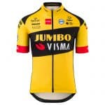 Productfoto van 2020 AGU Jumbo-Visma Shirt Kind