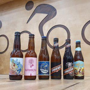 Productfoto van Fietsbier Pakket Oersoep Cyclist Kwaremont Bok Velo Bier 33cl