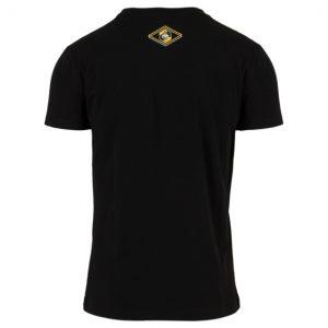 2019 AGU Jumbo-Visma T-shirt Casual Achterkant