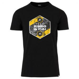 2019 AGU Jumbo-Visma T-shirt Casual Voorkant