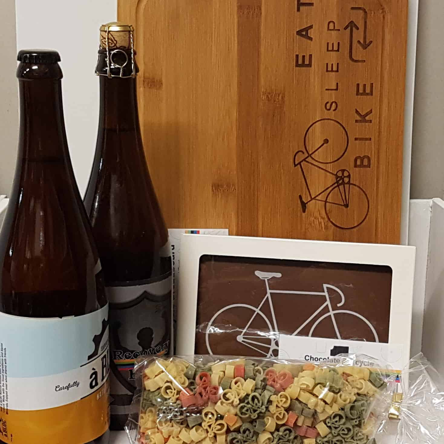 Cycle Gifts Cadeaupakketten