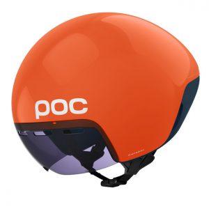 Productfoto van POC Cerebel Raceday Helm