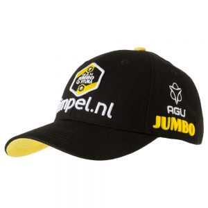 Productfoto van 2019 AGU Jumbo-Visma Podium Cap