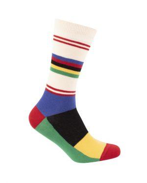 Productfoto van Le Patron CdM Stripes Sokken